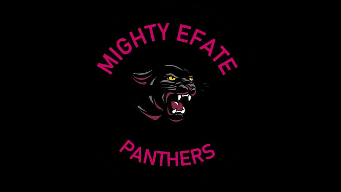 Mighty Efate Panthers-logo