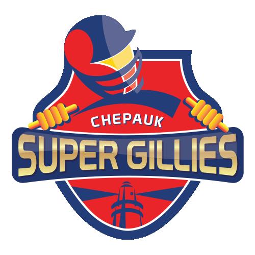 Chepauk Super Gillies-logo