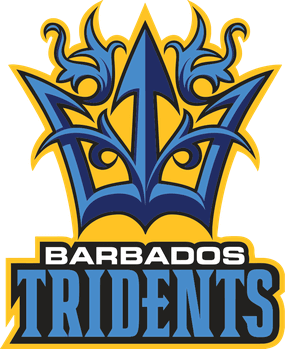 Barbados Tridents-logo